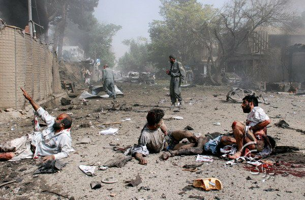war on terror in afghanistan and pakistan relationship