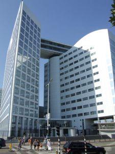International Criminal Court in The Hague, Netherlands Photo Hanhil