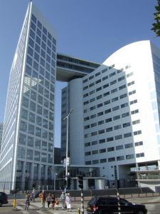 International Criminal Court in The Hague, Netherlands Photo Hanhil