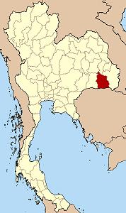 Thailand Cambodia border