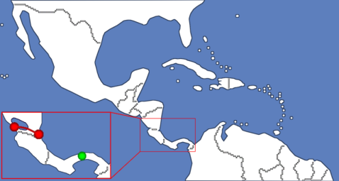 Panama Nicaragua canals