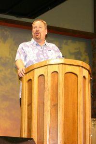 Pastor Rick Warren