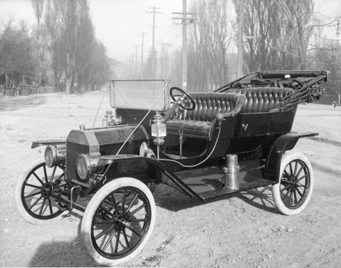 1910 Ford T