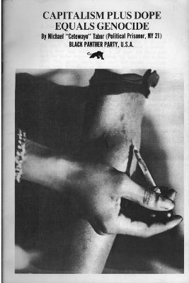 1970 Black Panther Party pamphlet anti-drug