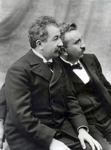 Auguste and Louis Lumière