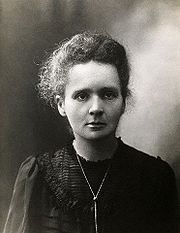 Marie Skłodowska–Curie