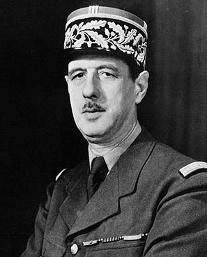 1942 Charles de Gaulle