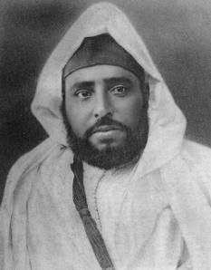 Sultan Abdelhafid of Morocco