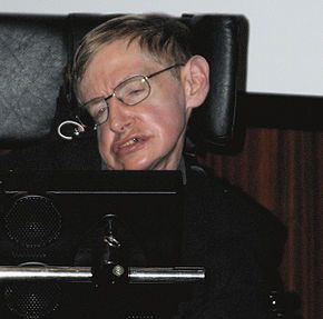 Hawking on 5 May, 2006