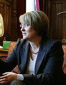 UK Home Secretary, Jacqui Smith