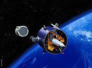 Lunar Prospector probe