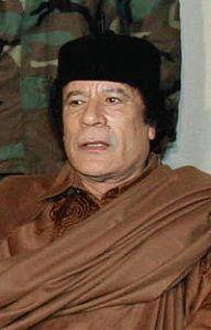 Muammar al-Gaddafi معمر القذافـي