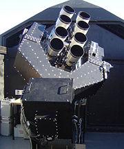 SuperWASP camera