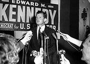 Ted Kennedy 1962