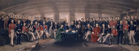 Signing of the Treaty of Nanjing