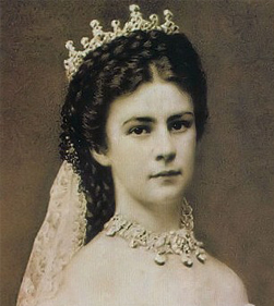 Elisabeth of Bavaria 1860