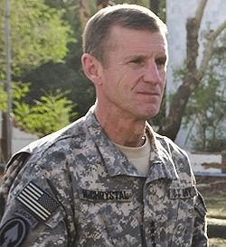 General Stanley A. McChrystal