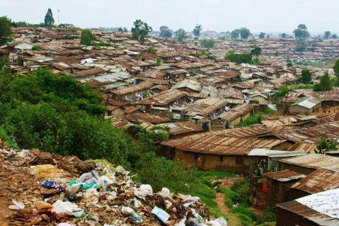 Kibera Nairobi, Kenya