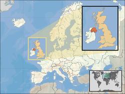 Northern Ireland location