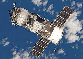 Progress spacecraft M-52