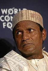 Umaru Yar'Adua Nigerian President