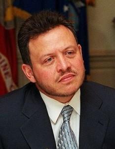 الملك عبد الله الثاني بن الحسين